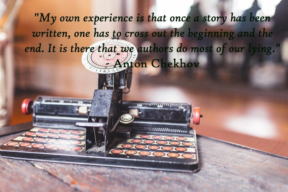 Writer's Quote Wednesday: Anton Chekhov (2/2)