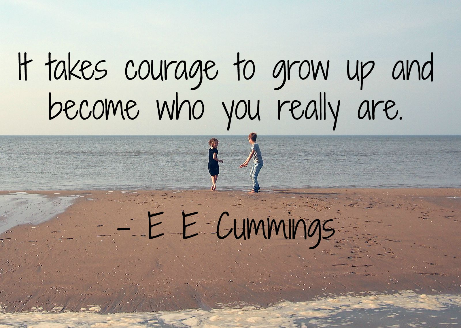 Writers Quote Wednesday E E Cummings From The Sticks To The