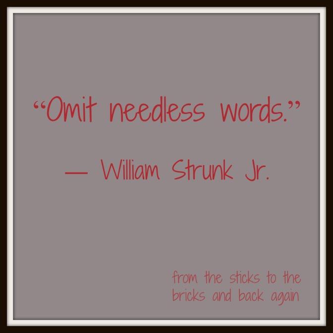 WQW - William Strunk